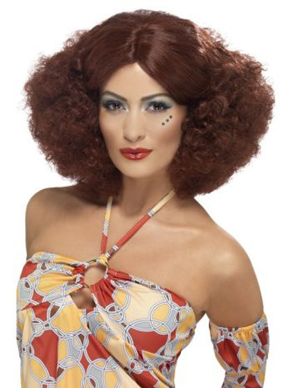 70s Afro Wig 43239 S