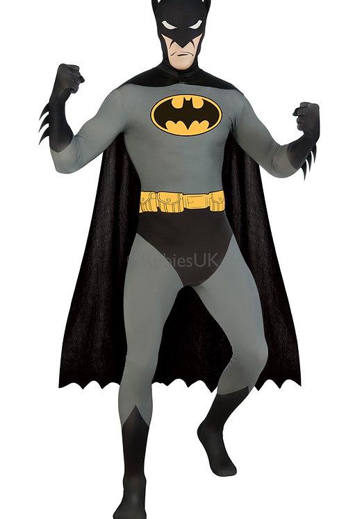 BATMAN 2ND SKIN SUIT – MENS. 880519 RUBIES