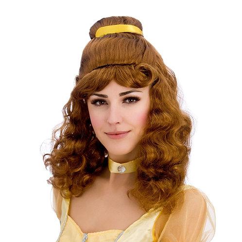 Beautiful Princess Wig  EW-8181 W