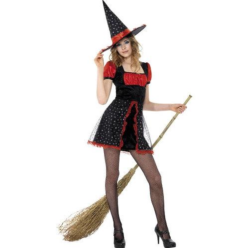 Teen Star Witch Costume SKU: 34659