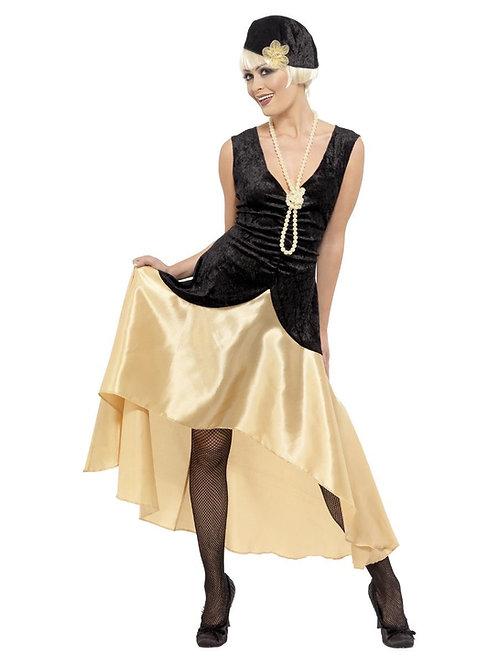 20s Gatsby Girl Costume. 33368 S