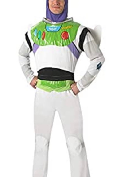 Buzz Lightyear Costume. 880182 Rubies