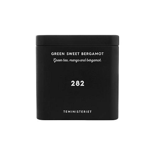 282 Green Sweet Bergamot