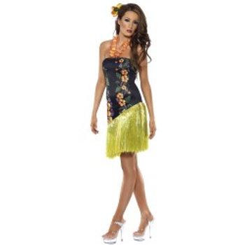 Fever Luscious Luau Costume 34148 S