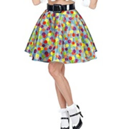 """""""50s GIRL"""" (skirt with petticoat) 56732 W"""