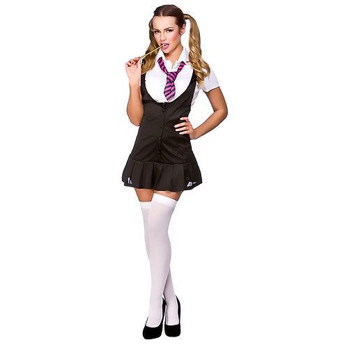 Naughty Schoolgirl SF-0132 W