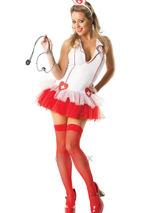 ADULT MISS MEDIC – WOMENS. 880648 RUBIES