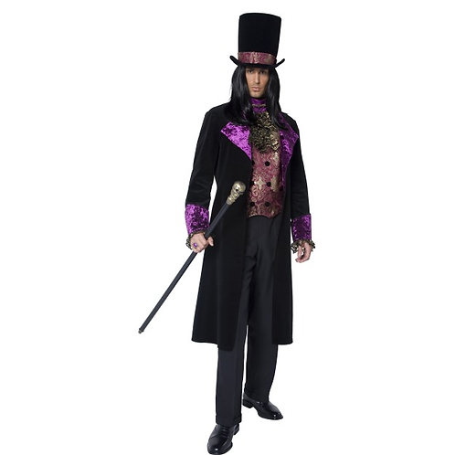 The Gothic Count Costume. 36117 S