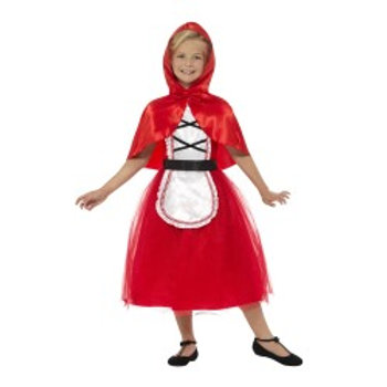 Deluxe Red Riding Hood Costume 22496 S