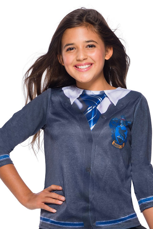 RAVENCLAW COSTUME TOP – CHILDRENS. 641272 RUBIES
