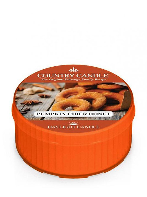 Country Candle - Pumpkin Cider Donut - Daylight