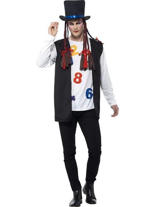 80s Pop Star Costume SKU 44630