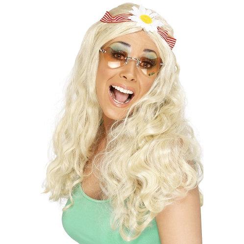 Groovy Wig ,Blonde