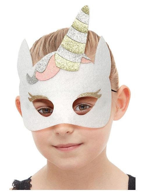 Unicorn Felt Mask. 70269 Smiffys