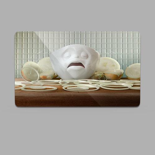 Breakfast Board -Bowls Don't Cry