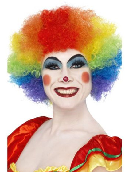 Crazy Clown Wig 42088 S