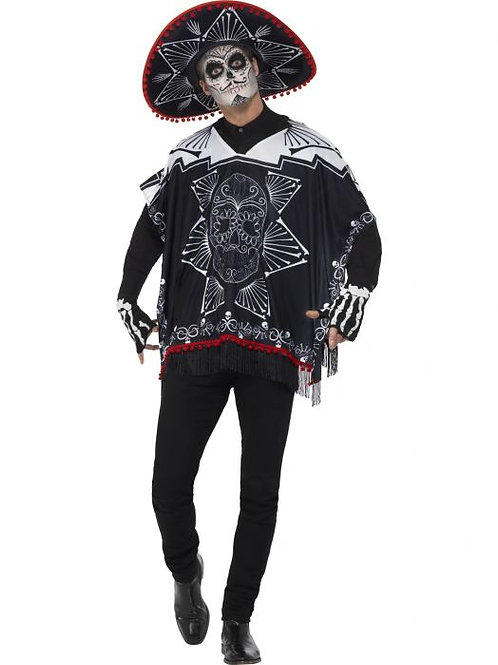 Day of the Dead Bandit Costume. 41587 S