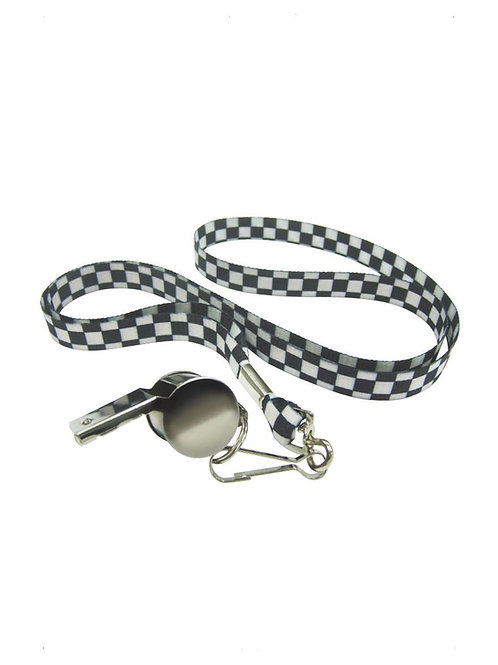 Silver Metal Whistle. 34757 S