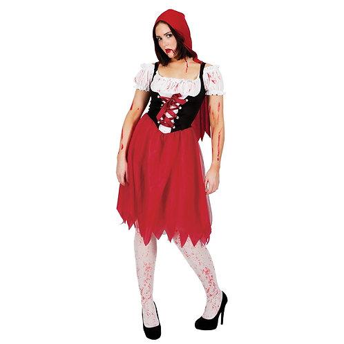 Blood Red Riding Hood HF-5105 W