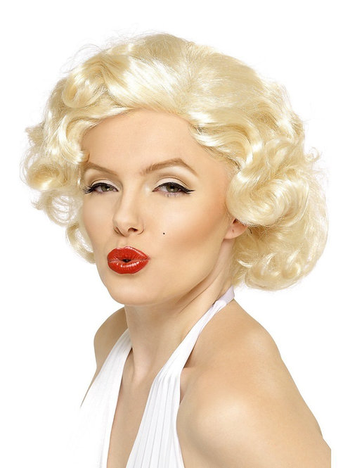 Marilyn Monroe Bombshell Wig. 42206 Smiffys