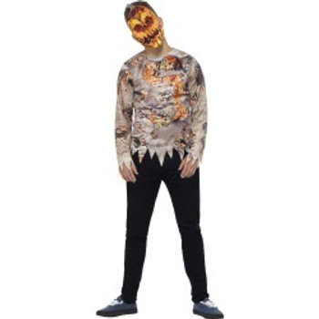 Poison Pumpkin Costume SKU: 45617