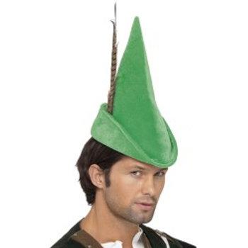 Robin Hood Hat, Green 20037 S