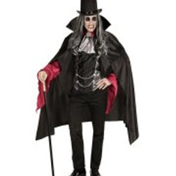 """VAMPIRE"""" (shirt with vest, jabot with med... 07152 W"""