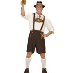 """BAVARIAN"""" (lederhosen, shirt, socks, hat) 05582 W"""