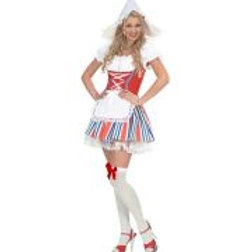 "DUTCH"" (dress with petticoat, apron, hat) 76882 W"
