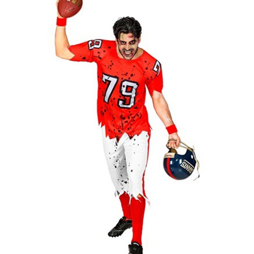 """""""ZOMBIE AMERICAN FOOTBALL PLAYER"""". 03151 W"""
