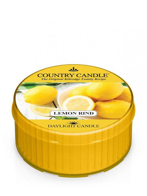 Country Candle - Lemon Rind - Daylight