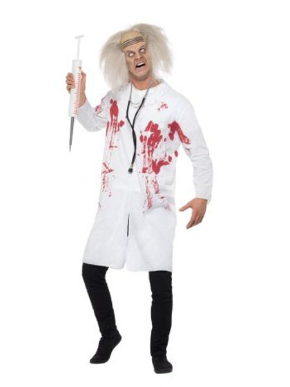 Doctor's Coat with Blood S 23068