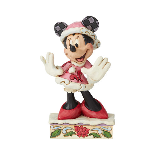 Minnie Mouse Mini Christmas
