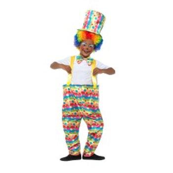 Boys Clown Costume 49751 S