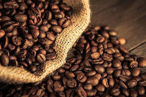 Creme-Caramel (Aromatisert kaffe)