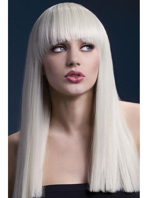 Fever Alexia Wig, Blonde. 42578 Smiffys
