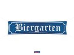 Banner Biergarten 180x40cm F 20954