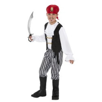 Pirate Costume 25761 S