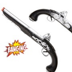 """""""BANGING PIRATE PISTOL"""". 04859 W"""