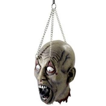 Dismembered Latex Head 36693 S