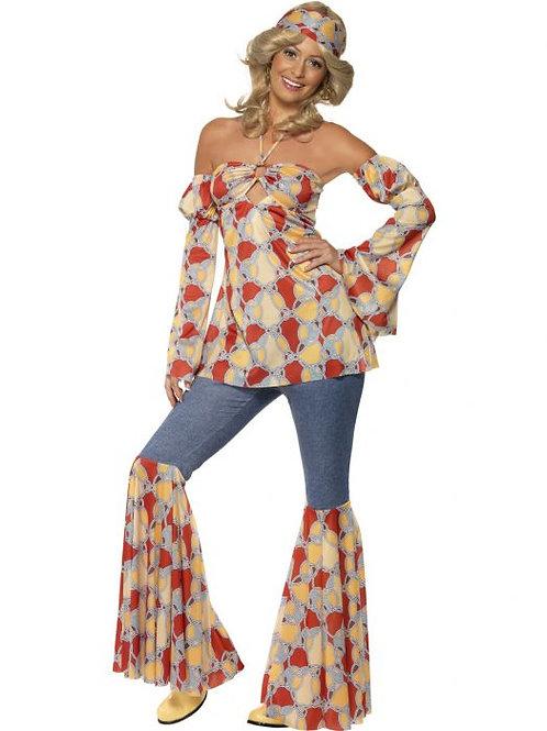 Vintage Hippy 1970s Costume. 39434 S