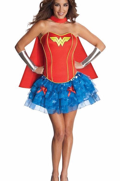 Wonderwoman Corset Dress