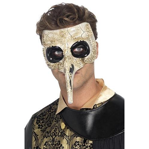 Venetian Plague Doctor Mask. 45224 Smiffys