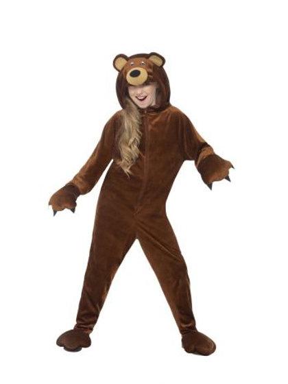 Bear Costume S 44563