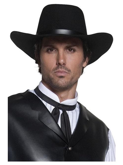 Authentic Western Gunslinger Hat. 36338 S