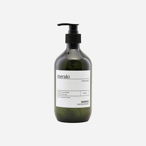 Shampoo, Linen dew