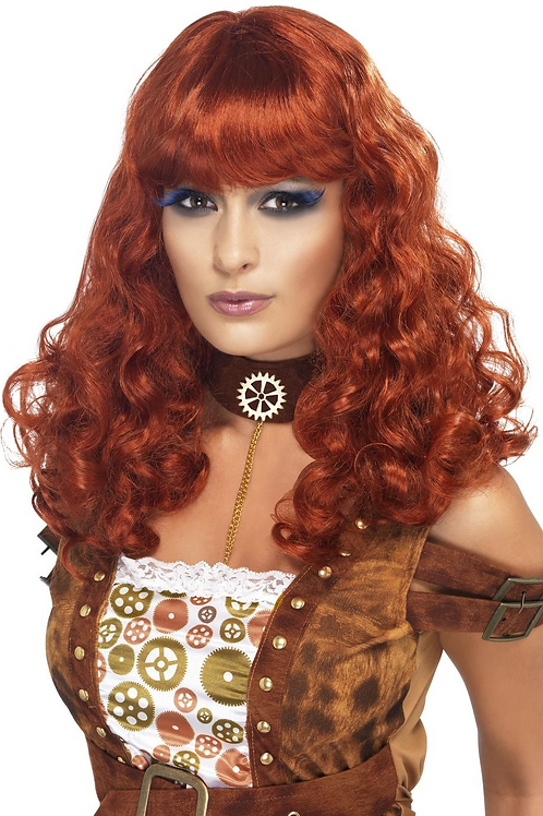 Steam Punk Female Wig 35755 S