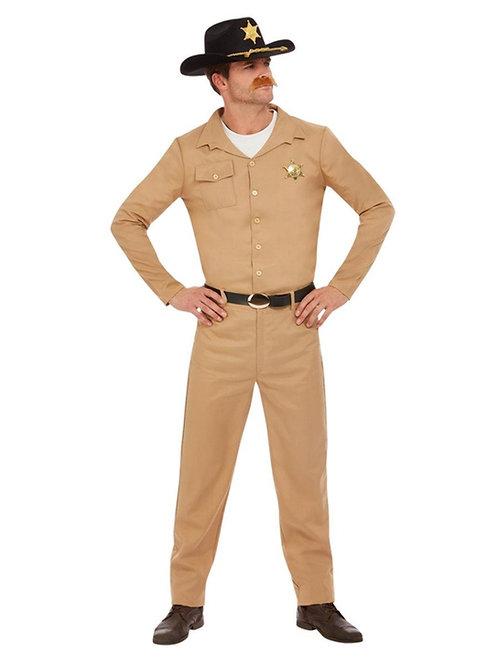 80s Sheriff Costume. 63060 Smiffys
