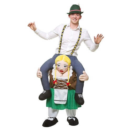 Bavarian Beer Maid  Carry Me®  Bavarian Beer Maid MA-8716 W