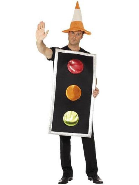 Traffic Light Costume. 20366 Smiffys